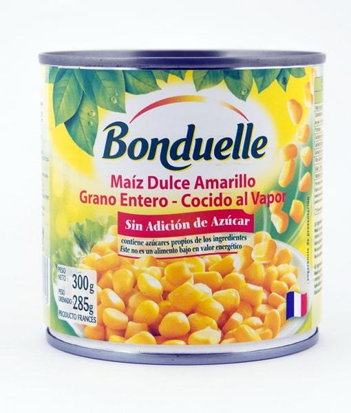 Choclo Dulce Grano Amarillo (origen Francia)