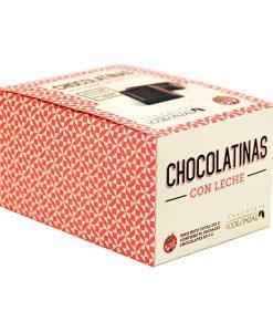 Estuche chocolatinas con leche