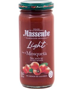 Dulce Masseube Light de Mosqueta 12 Unidades de 260 gr.