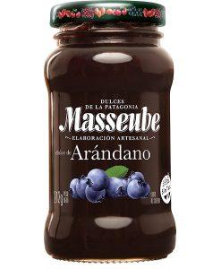 Dulce Masseube de Arándano 15 Unidades de 212 gr.