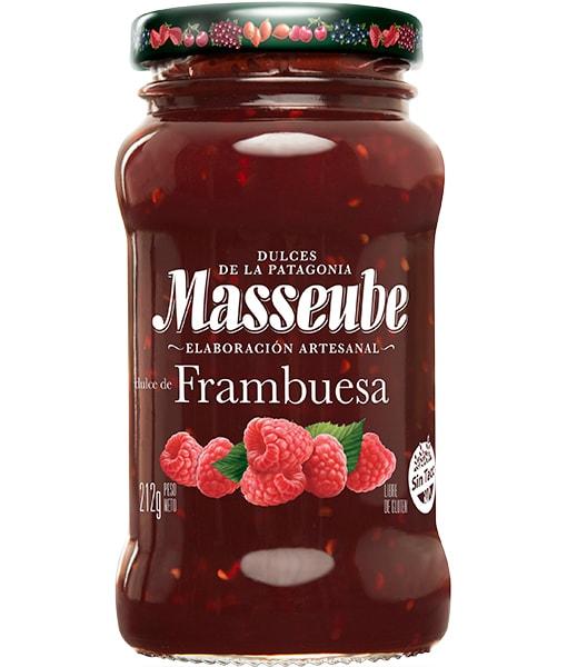 Dulce Masseube de Frutilla 15 Unidades de 212 gr.