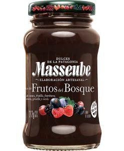 Dulce Masseube de Frutos del Bosque 15 Unidades de 212 gr.