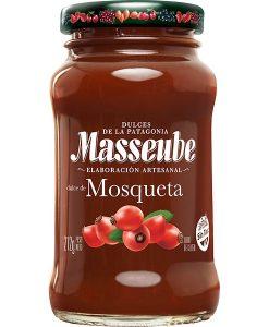 Dulce Masseube de Mosqueta 15 Unidades de 212 gr.