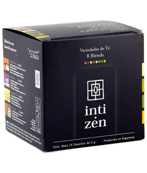 Mix 8 blend's Inti Zen 15 saquitos