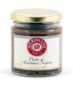 Pasta de Aceitunas Negras