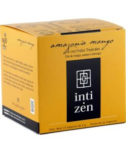 Té negro Amazonia Mango Inti Zen 15 saquitos