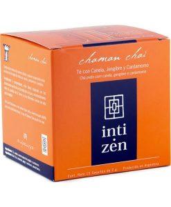 Té negro Chaman Chai Inti Zen 15 saquitos