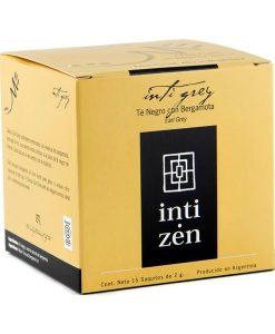 Té negro Inti grey Inti Zen 15 saquitos