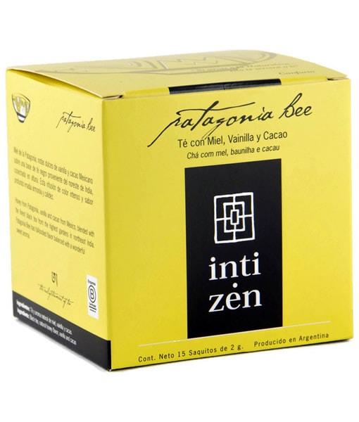 Té negro Patagonia Bee Inti Zen 15 saquitos