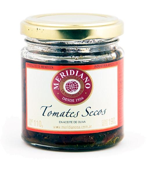 Tomate seco en Aceite de Oliva