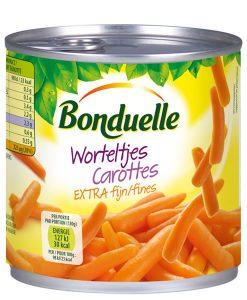 Zanahorias Baby (origen Francia)