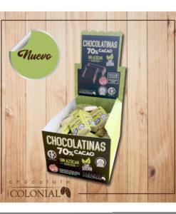CHOCOLATINAS STEVIA new