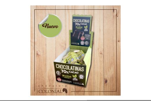 CHOCOLATINAS STEVIA new scaled