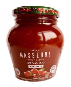 Dulce Masseube Mosqueta Orgánico 12 Unidades de 350 gr.