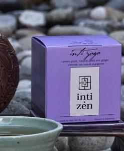 Inti Yoga, tisanas. Inti Zen 15 saquitos