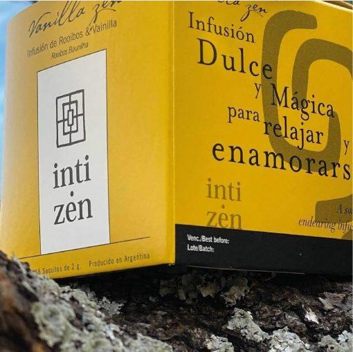 Vainilla Zen Roibos, Inti Zen 15 saquitos