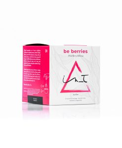 Be Berries 12 Piramides de te Hebra Premium by iZen Inti Zen