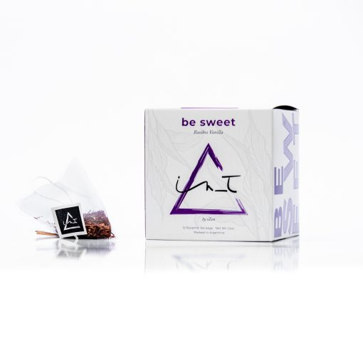 Be Sweet 12 Piramides de te Hebra Premium by iZen Inti Zen