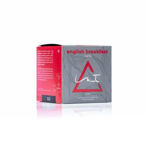 English Breakfast Organico 12 Piramides te Hebra Premium by iZen Inti Zen