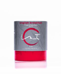 English Breakfast Organico Lata 80 gr by iZen Inti Zen