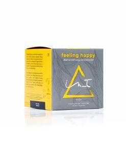 Feeling Happy Mango y Maracuya 12 Triangulos te Hebra Premium by iZen Inti Zen