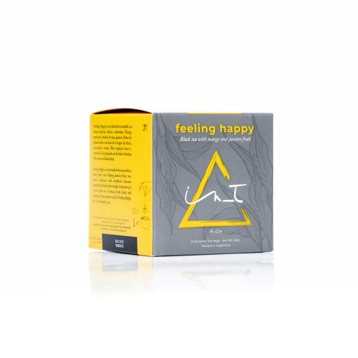 Feeling Happy Mango y Maracuya 12 Piramides te Hebra Premium by iZen Inti Zen