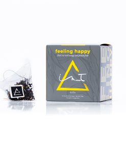 Feeling Happy Mango y Maracuya 12 Piramides te Hebra Premium by iZen Inti Zen