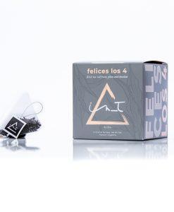 Felices los 4 12 Triangulos de te Hebra Premium by iZen Inti Zen