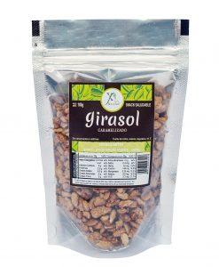 Girasol Caramelizado x100 gr azucar organica sin conservantes ni aditivos
