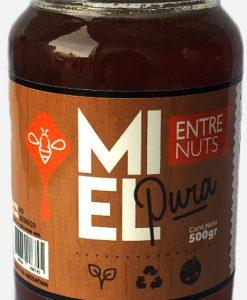 miel Entrenuts pura 100% vegana sin tacc