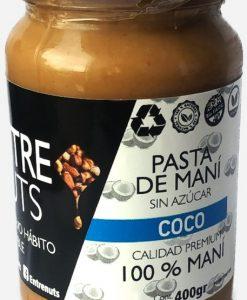 Pasta de Mani Coco EntreNuts x 400