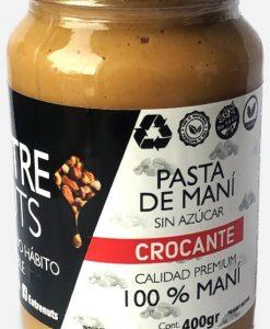 Pasta de Mani Crocante EntreNuts x 400