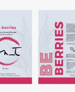 Be Berries Doy Pack 60 gr In_T by IZen Inti Zen
