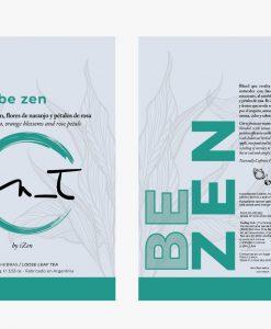 Be Zen Doy Pack 60 gr In_T by IZen Inti Zen