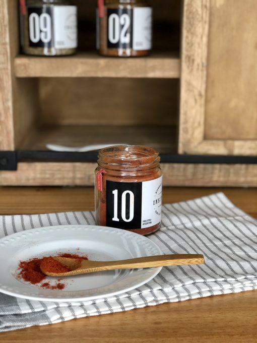 Insipido Blend 10 Pimenton Ahumado Paprika y Cayena