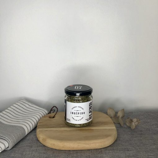 Insipido Blend 07 Salvia, Perejil, tomillo oregano albahaca Romero Estragon