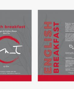 English Breakfast Organico Doy Pack 60 gr by iZen Inti Zen
