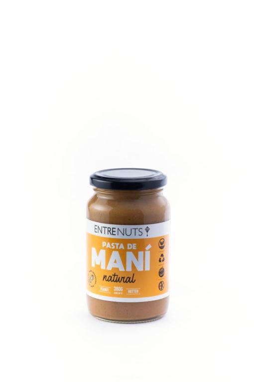 Pasta de Mani Original EntreNuts x 400