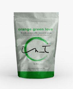 Orange Green Love Doy Pack 60 gr by iZen Inti Zen
