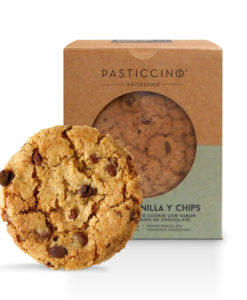 The Original American Cookie by Pasticcino Cookie con chips de Chocolate