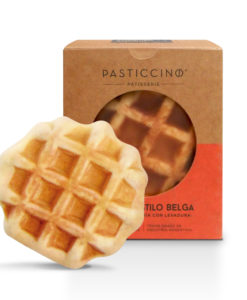 The Classic Belgian Waffle 120 gr