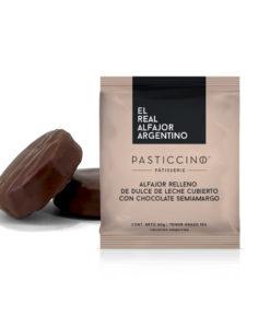 El Real Alfajor Argentino by Pasticcino Alfajor Relleno con Dulce de Leche