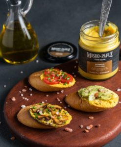 Hummus x 170g Mosho & Papuz Vegano