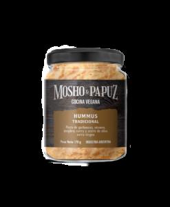 Hummus Tradicional x 170g Mosho & Papuz Vegano