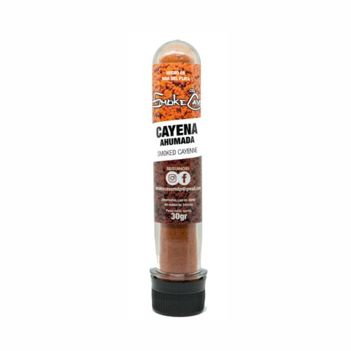 Smoke Cave Cayena Ahumada en Frio 30 gr